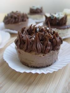 House Made Hazelnut Cake f