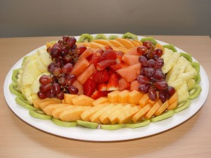 Fruit Platter for Functions / Catering