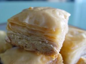 Lebanese  baclava