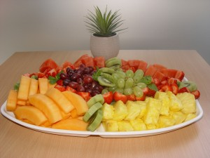 Cut Fruit Platter Catering