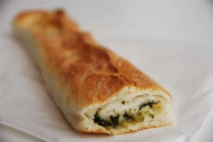 Spinach & Cheese Borek