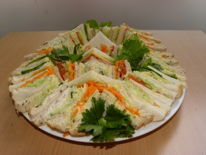 Mixed Point Sandwich Platter 2