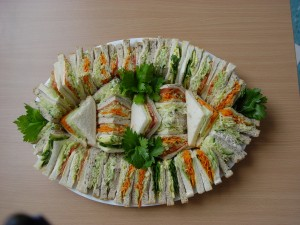 Mixed Point Sandwich Platter  1