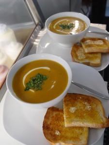 House Made Butternut Pumpkin Soup