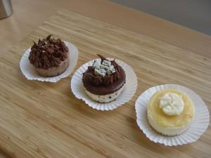 House Made Cheesecake Dessert