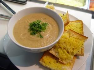 House Made Cauliflower Soup