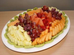 Large Fruit Salad Platter