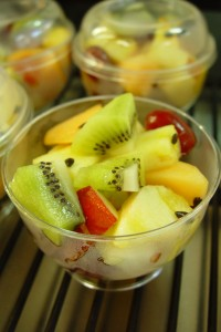 Summer Favorite Fruit salad